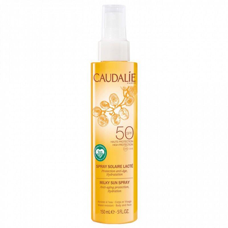 Caudalie Spray solaire lacté SPF 50 - 150ml