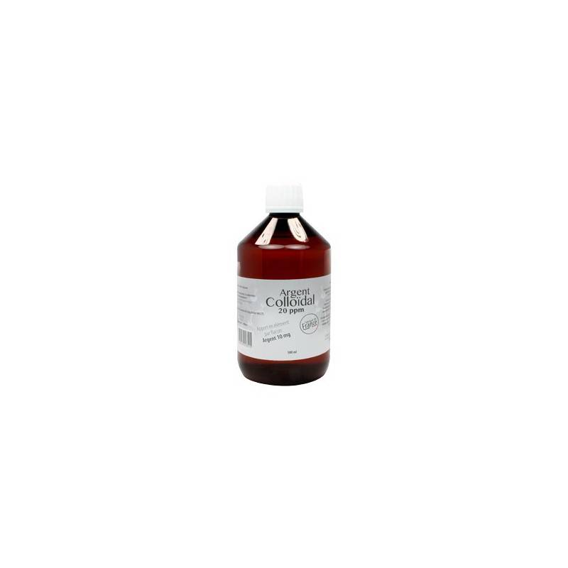 Dr. Theiss Naturwaren Argent Colloïdal 20 ppm 500ml