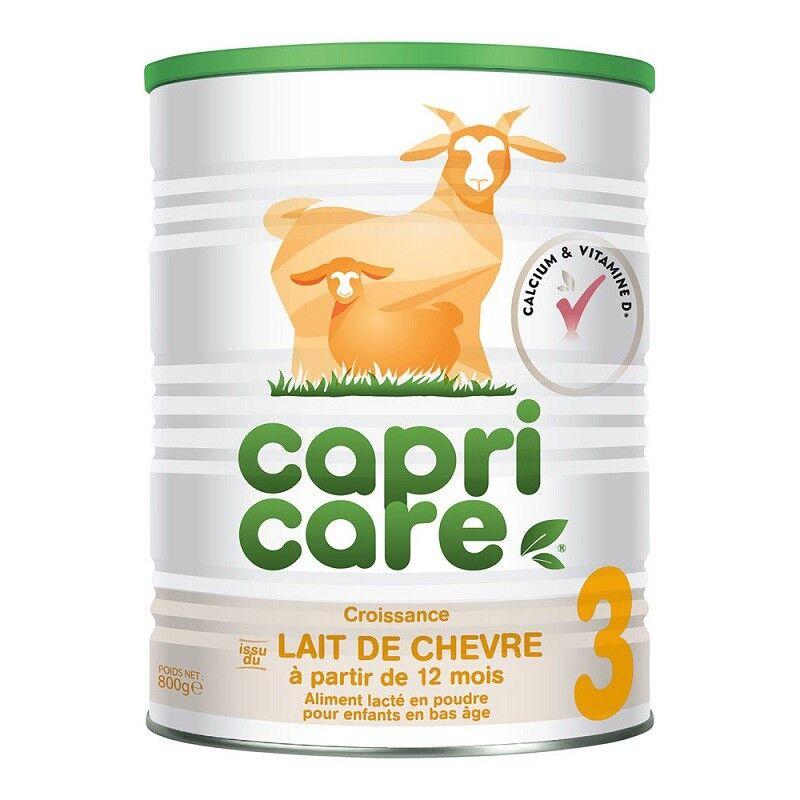 Biogaia CapriCare Lait de chèvre 3ème âge croissance - 800g
