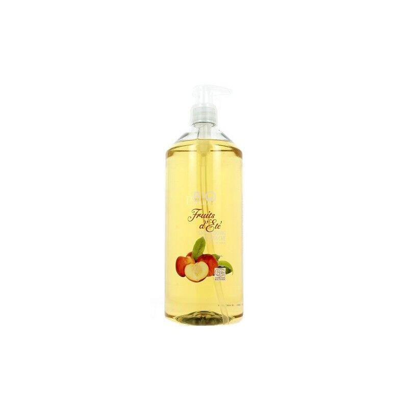 Gravier shampooing gel douche bio fruits d'été 1L