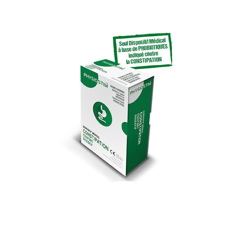 Immubio Physiostim constipation confort digestif - 12 sachets