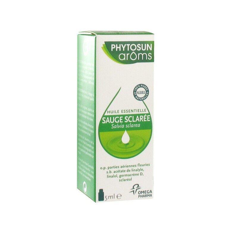 Phytosunarôms Phytosun Arôms Sauge Sclarée 5 ml
