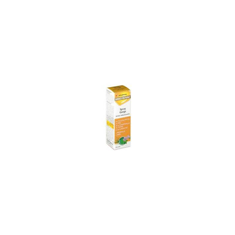 Arkopharma Arko royal Spray adoucissant pour la gorge 30ml