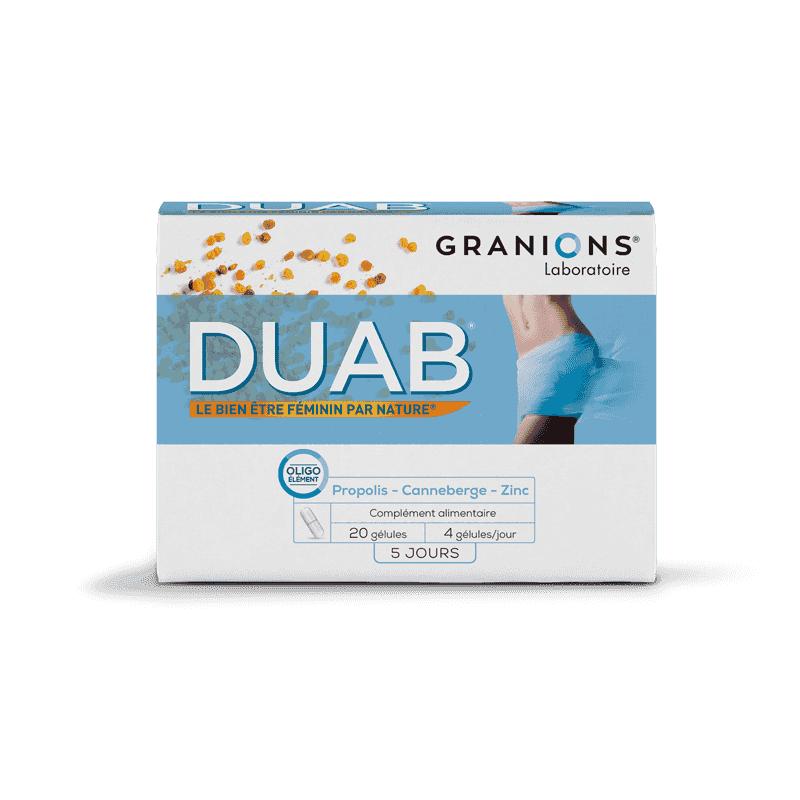 Laboratoire Granions Granions Duab - 20 gélules