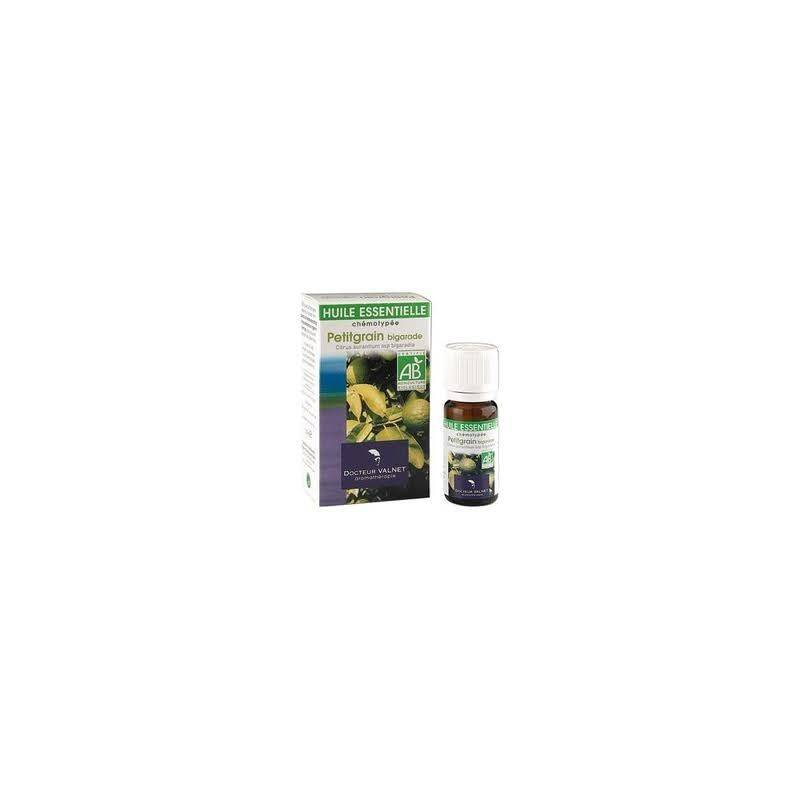 Valnet petit grain huile essentielle bio valnet 10ml