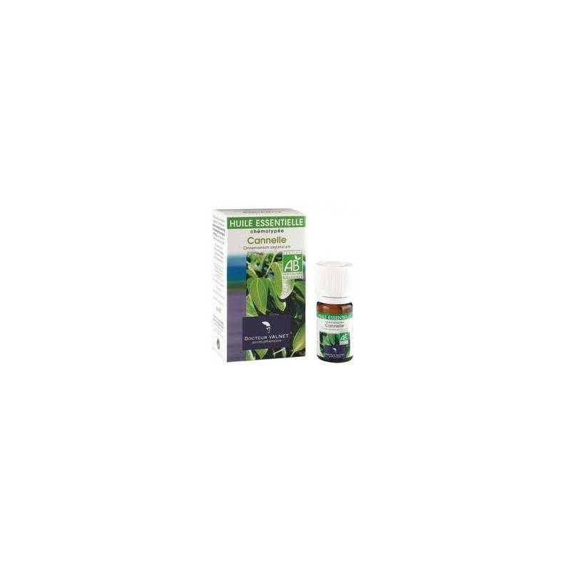 Valnet cannelle huile essentielle bio Valnet 5ml