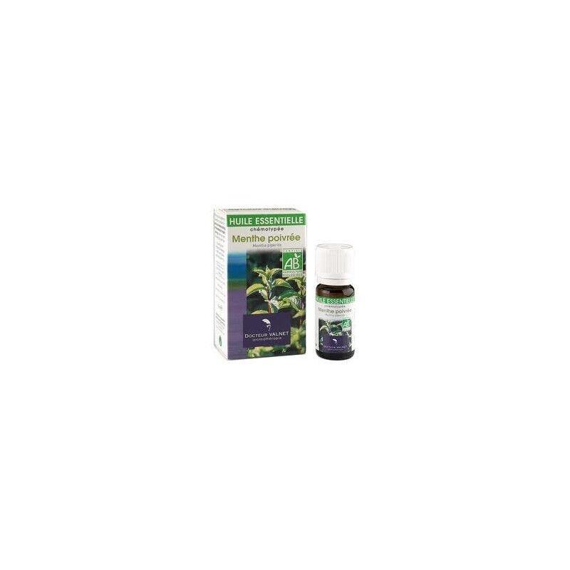 Valnet menthe poivrée huile essentielle bio Valnet 10ml