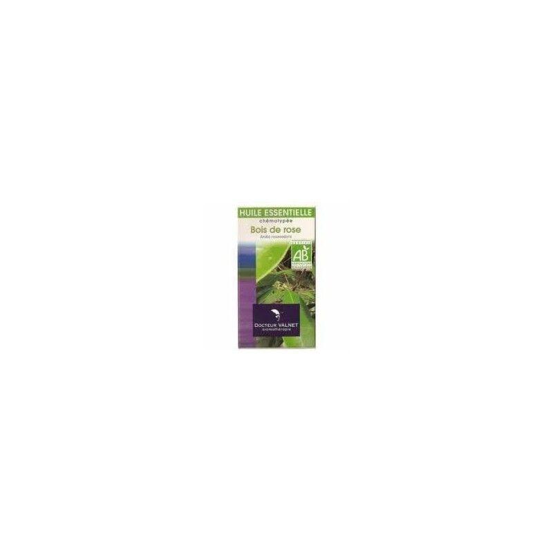 Valnet bois de rose huile essentielle bio Valnet 10ML