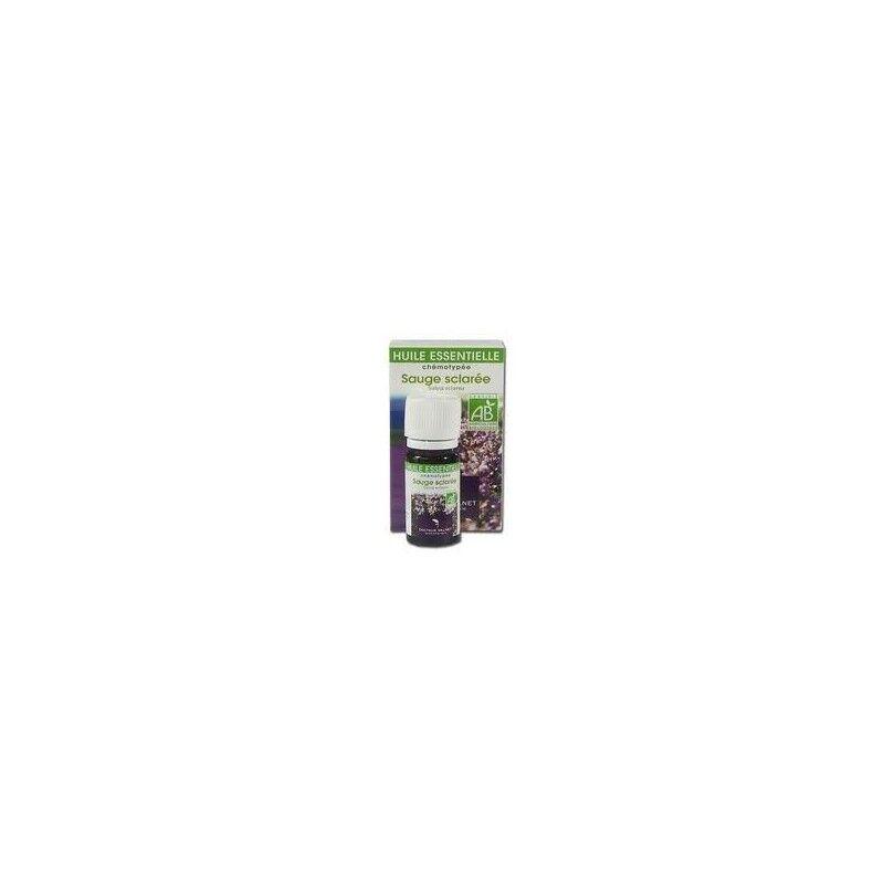 Valnet sauge sclarée huile essentielle bio Valnet 10ml