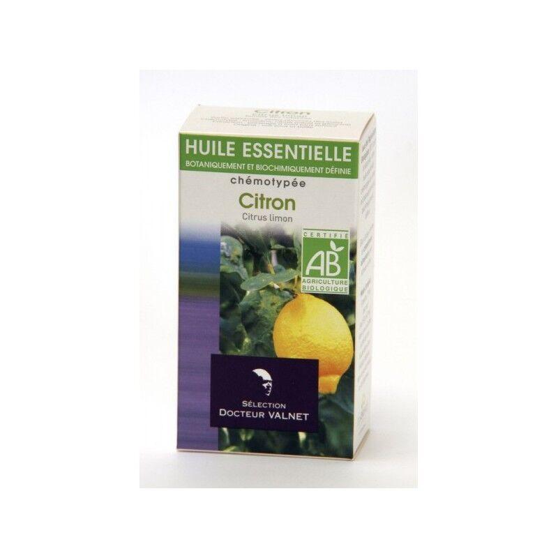 Valnet citron huile essentielle bio Valnet 10ml