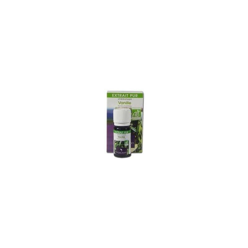 Valnet vanille huile essentielle bio Valnet 10ml