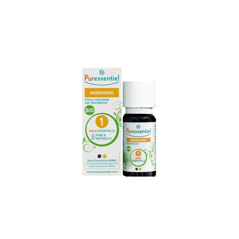 Puressentiel Huile Essentielle Mandarine verte bio 10ml