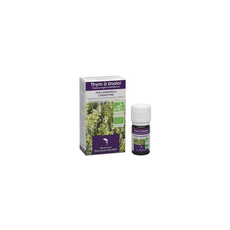 Valnet Thym à linalol huile essentielle bio valnet 5 ml