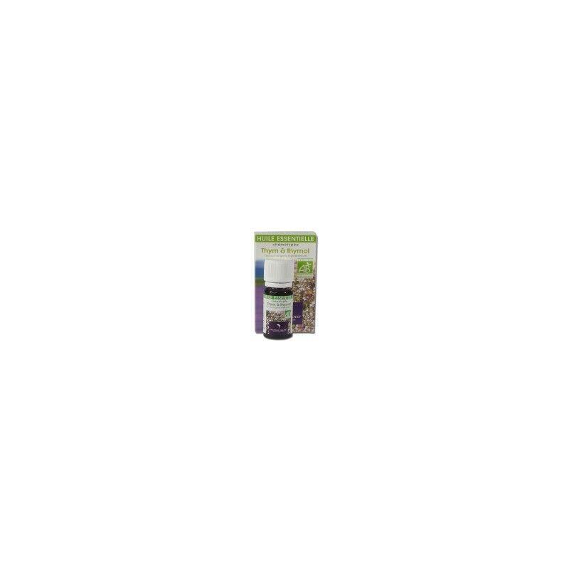 Valnet Thym à thymol huile essentielle bio valnet 5 ml