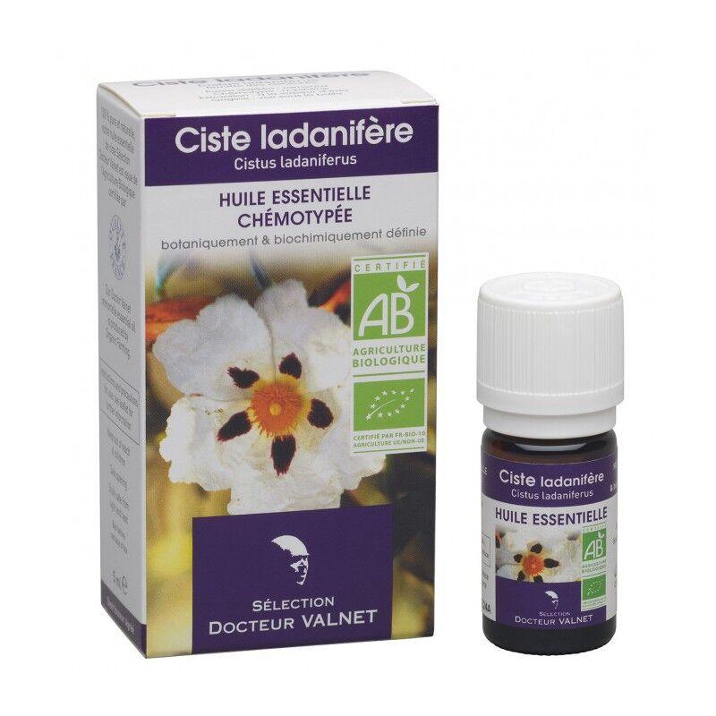 Valnet ciste huile essentielle bio Valnet 5ml