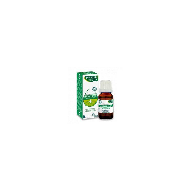 Phytosunarôms Phytosun aroms huile essentielle Menthe Poivrée 10ml
