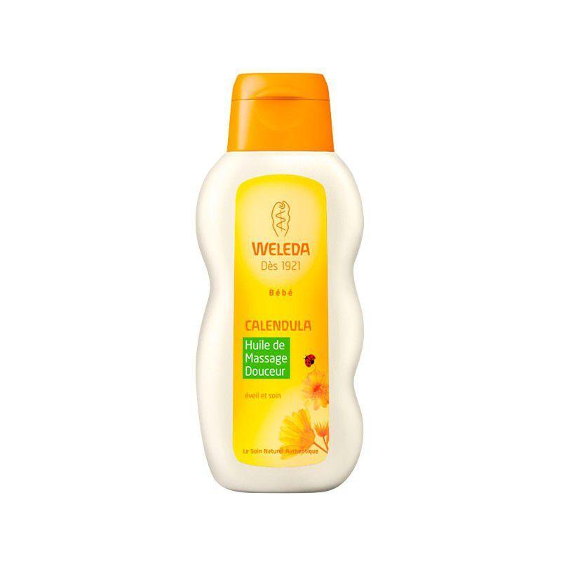 Weleda bebe huile de massage douceur 200ml