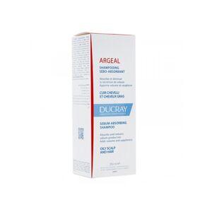 Ducray Shampooing Argeal Cheveux Gras 200ml - Publicité