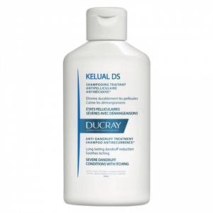Ducray Kélual DS shampoing traitant - 100ml - Publicité