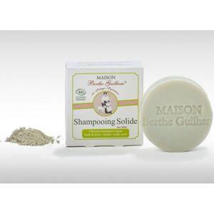 Maison Berthe Guilhem Shampoing solide cheveux normaux à gras Bio - 100g - Publicité