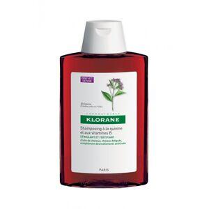 Klorane shampooing fortifiant à la quinine 400ml - Publicité
