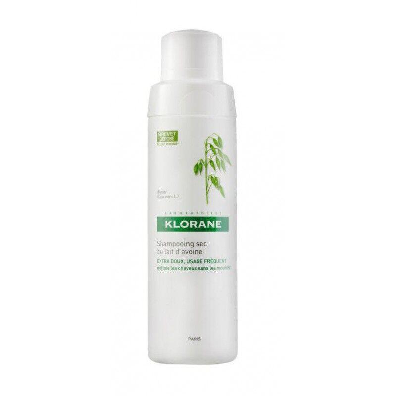 Klorane shampooing sec au lait d'avoine 50ml