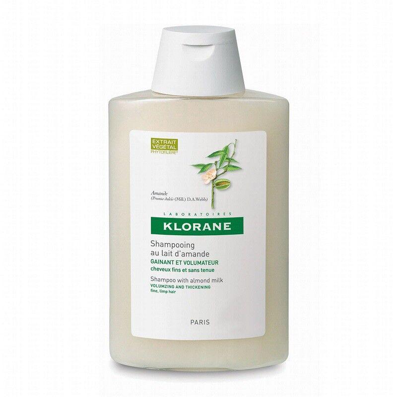 Klorane Shampooing douceur au lait d'amande - 200ml