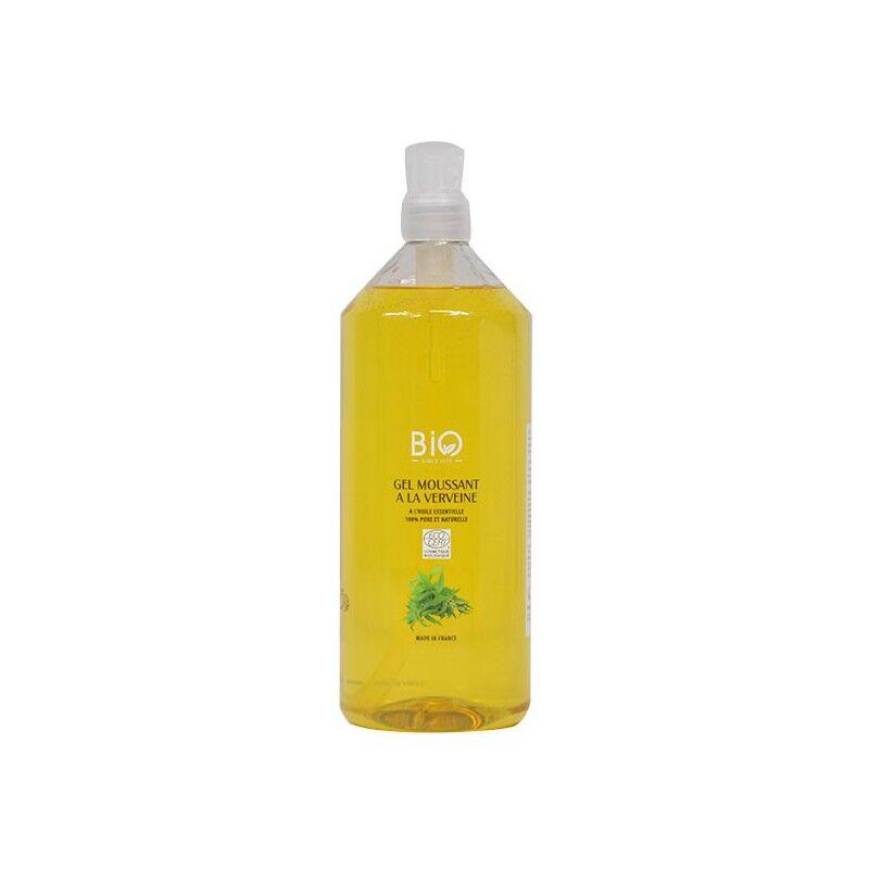 Gravier  gel moussant bio à la verveine 1L