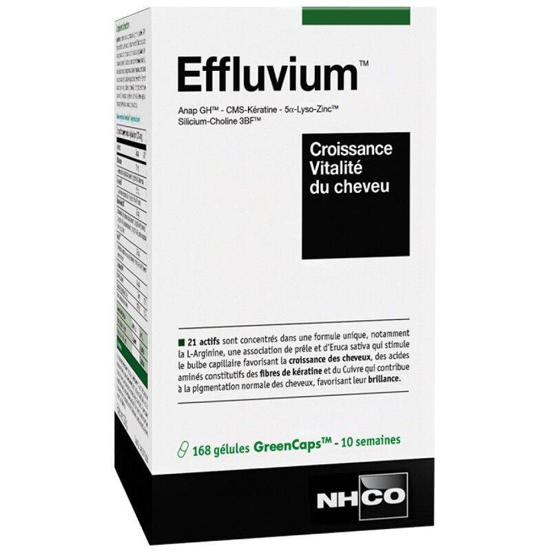 NHCO Effluvium croissance & vitalité du cheveu - 168 gélules