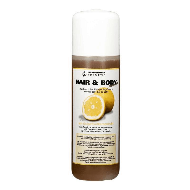 Sanitas Gel shampooing-douche Hair & Body - 200ml