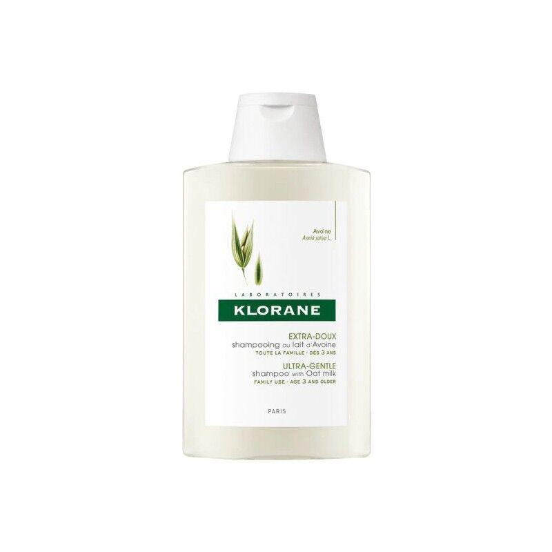 Klorane Shampoing extra-doux au lait d'avoine - 100ml