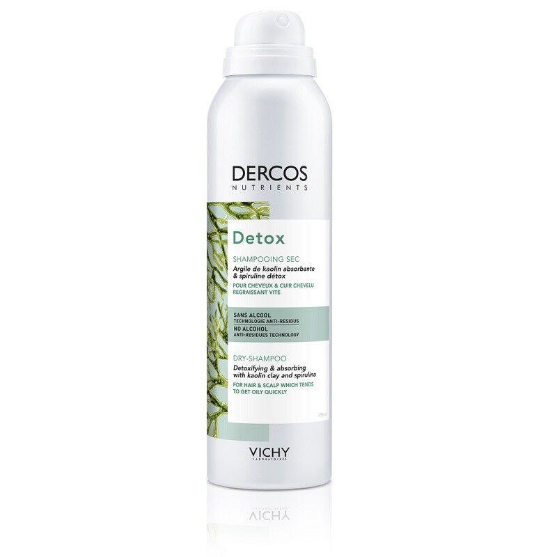 Vichy Dercos Nutrients Detox Shampoing sec - 150ml