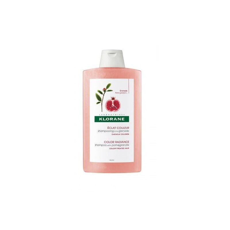 Klorane shampooing protecteur a la grenade 400ml
