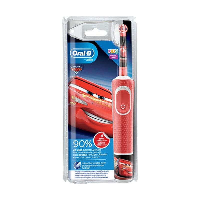 Procter&Gamble Oral B Kids Brosse à dents électrique Cars + 3 ans