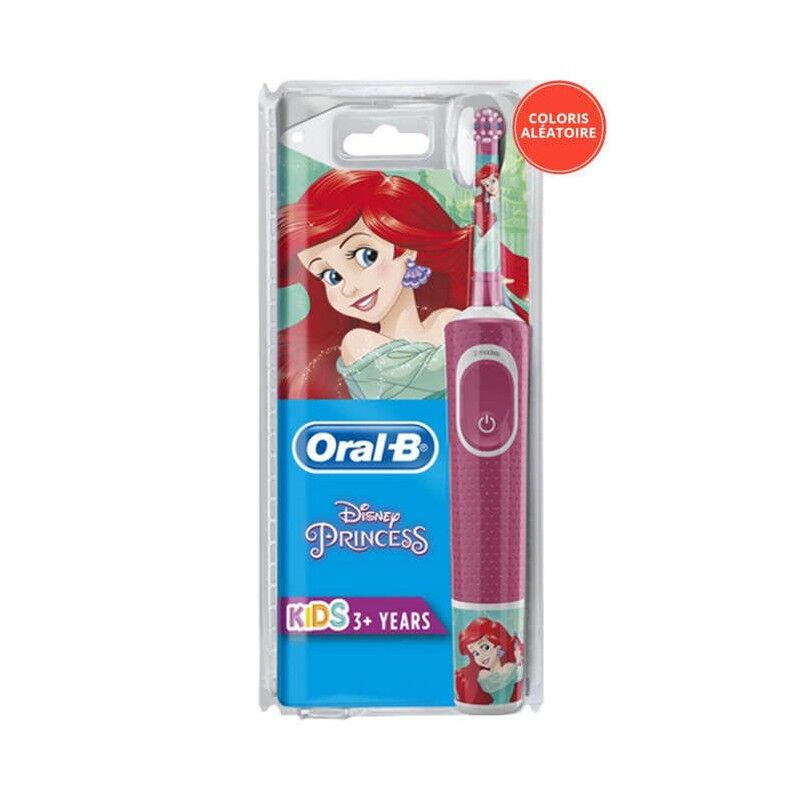 Procter&Gamble Oral B Kids Brosse à dents électrique Princesse + 3 ans