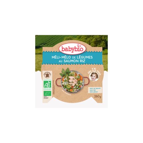 Babybio Méli-Mélo de légumes sau...