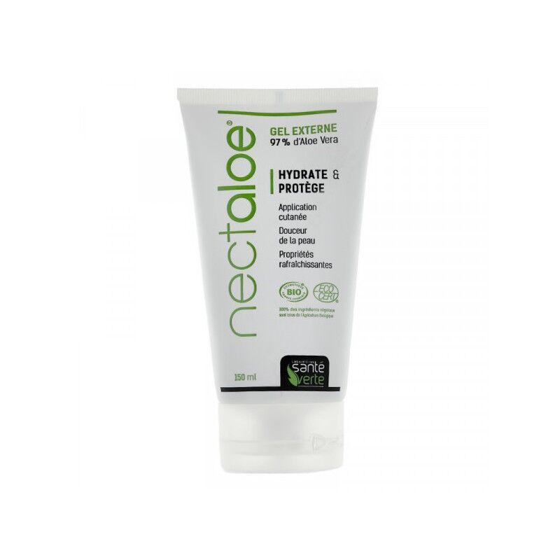 Santé Verte Nectaloe gel externe aloe vera Bio - 150 ml