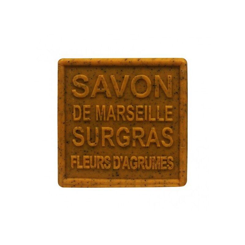 MKL Savon de Marseille surgras Fleurs d'agrumes 100g