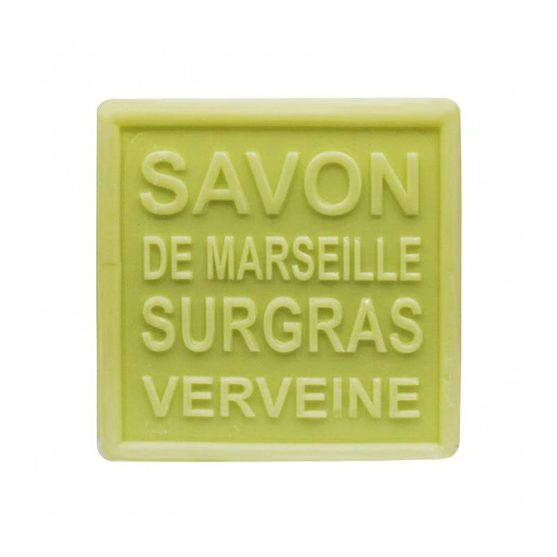 MKL Savon de Marseille surgras Verveine 100g