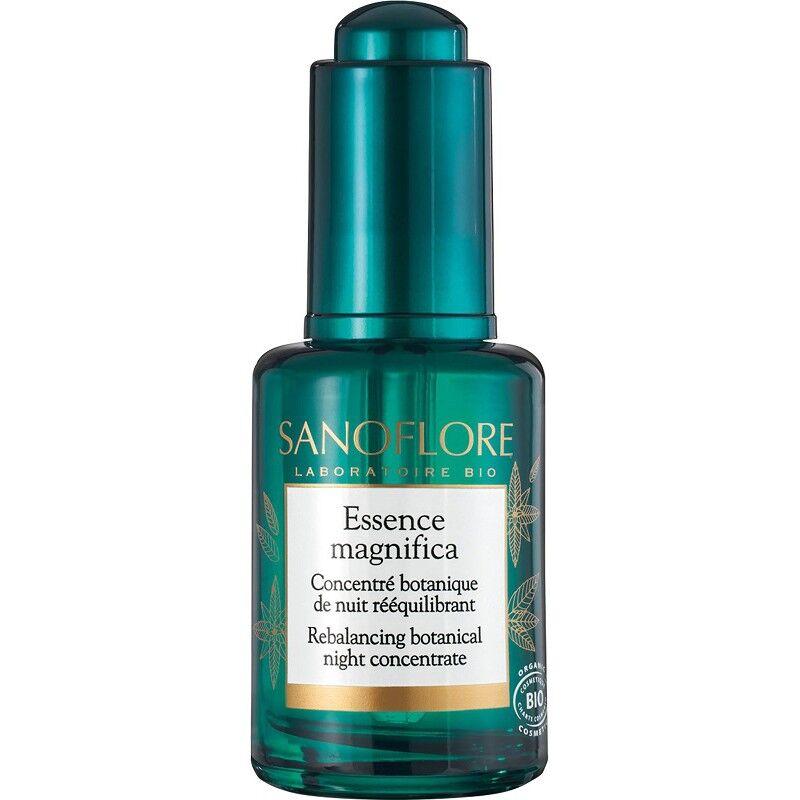 Sanoflore Concentré botanique de nuit rééquilibrant Essence Magnifica Bio - 30ml