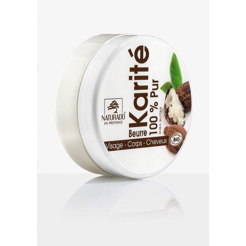 Naturado en provence Naturado beurre de karité 100 % pur bio 135 g