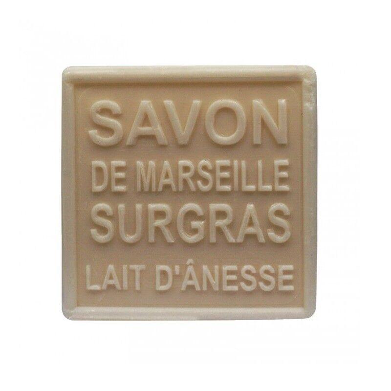 MKL Savon de Marseille surgras lait d'ânesse - 100g