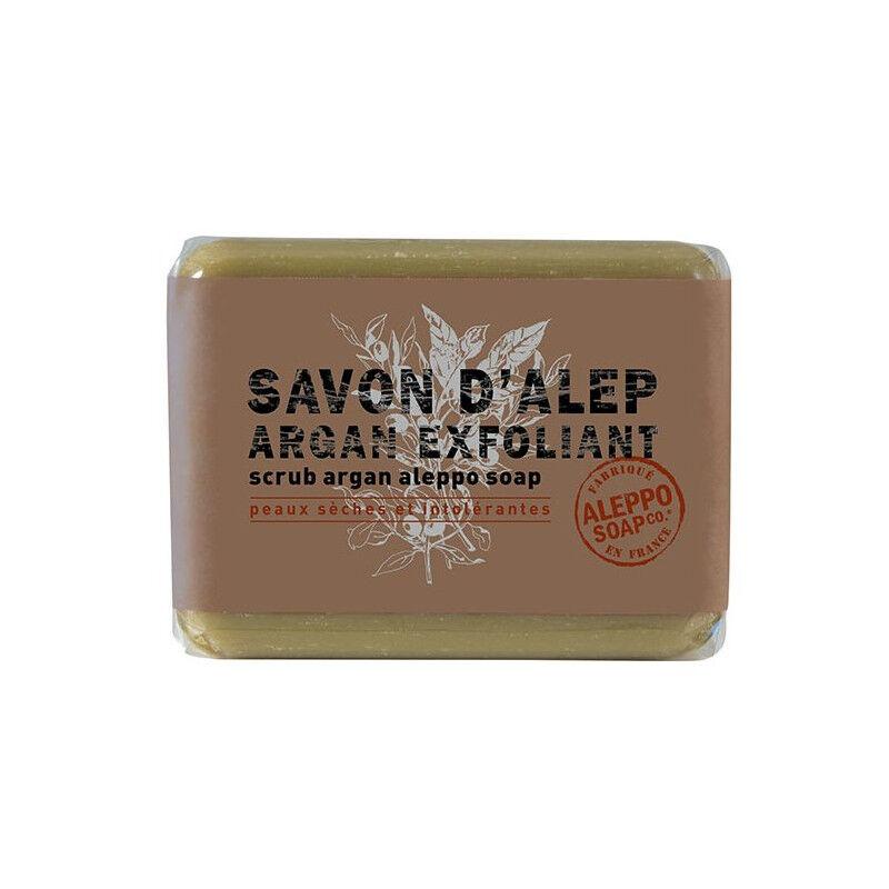 Tadé Savon d'Alep exfoliant Argan Bio - 100g