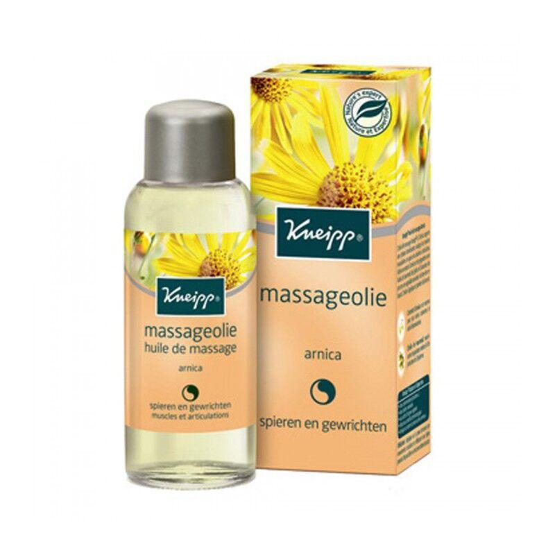 Kneipp huile de massage arnica 100ml