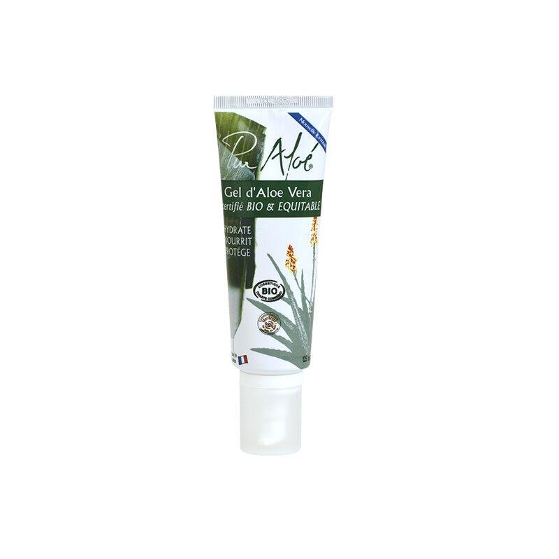 Pur aloe PurAloé Gel Aloe Vera Hydratant 125ml