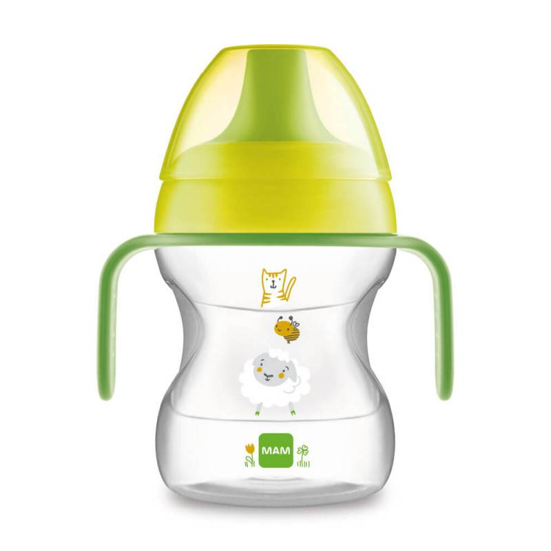 MAM Tasse d'apprentissage Learn to Drink Cup 6+m - 190ml