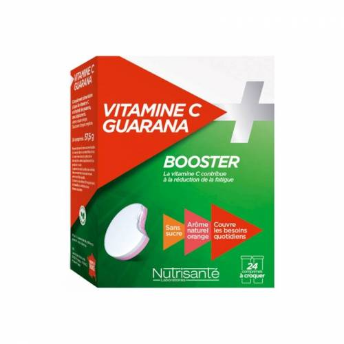Nutrisanté Vitamine C + Guarana ...