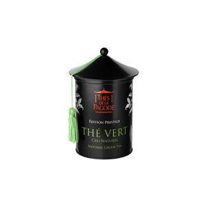 Thés de la pagode Thé vert cru naturel Gunpowder Bio - 100g - Publicité