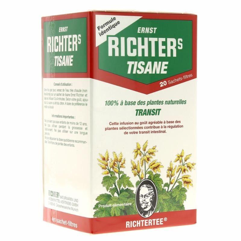 Dr. Theiss Naturwaren Ernst Richter's tisane - 20 sachets