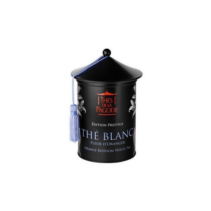 Thés de la pagode Thé Blanc Fleur d'Oranger Bio - 100g
